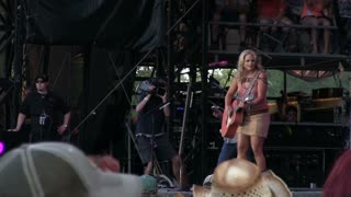 Country Stampede 2013 with Miranda Lambert
