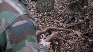 Deer Antler Rattles