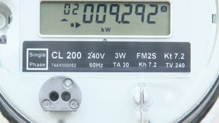 Digital Electricity Meter