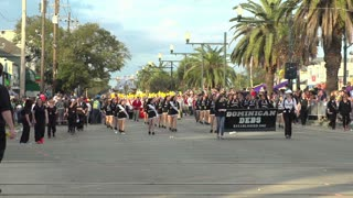 Dominican Debs in 2014 Endymion Parade