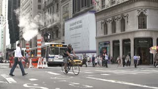 Downtown NYC in slow motion part 2