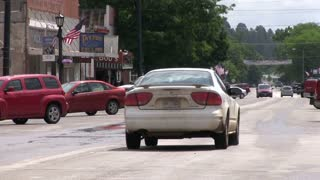 Downtown Sturgis South Dakota
