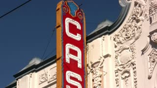 External Castro Theater San Fransisco