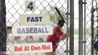 Fast Baseball batting cages