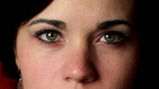 Females Face lit from one side