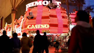 Fremont Casino Downtown Las Vegas