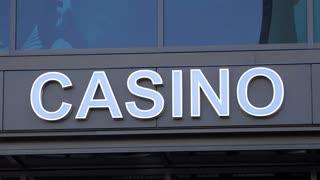 Generic Casino Sign 4k