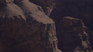 Grand Canyon Eagle Point tilt shot 4k