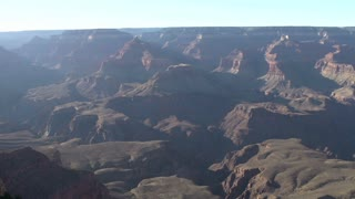Grand Canyon from Mather Point pan shot