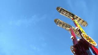 Kamikaze Ride at Carnival