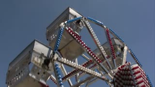 Kid Ferris Wheel at Carnival