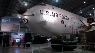 Korean War exhibit at WPAFB Museum 4k
