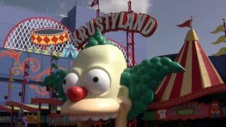 Krustyland Universal Studios Horizontal