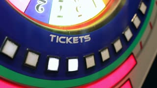 Lights on Ticket Arcade game flash