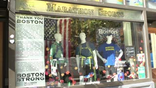 Marathon Sports store in downtown Boston