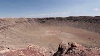Meteor Crator in Arizona