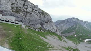 Mount Pilatus pan shot