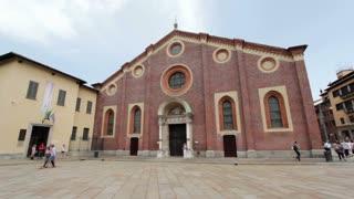 Museum of Santa Maria delle Grazie in Milan