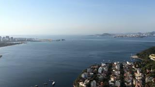 Neighborhood of Urca in Rio de Janeiro 4k
