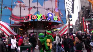 New York City Toys R Us Times Square