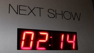 Next Show Countdown Timer