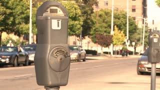 Parking Meter on City Road