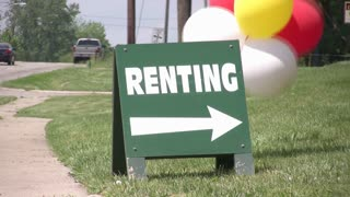 Renting Sign