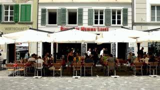 Restaurants in Luzern Switzerland
