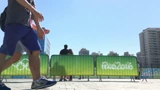 Rio 2016 Olympic Games in Rio de Janeiro Brazil 4k