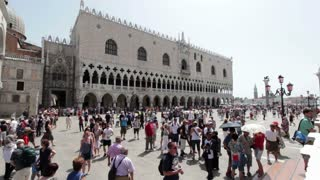 Saint Marks Square in Venice