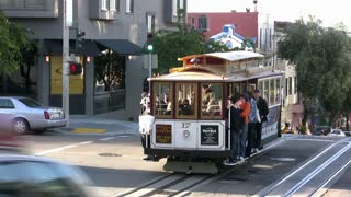 San Fransisco Cable Car Passes
