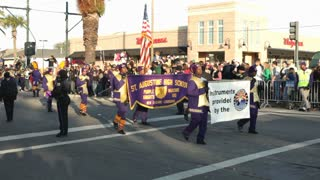 St Augustine Band in Parade