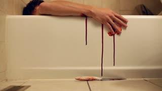 Suicide in Bathtub