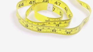 Tape Measure Rotating