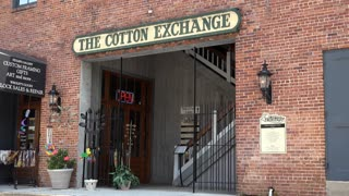 The cotton exchange in Wilmington North Carolina 4k