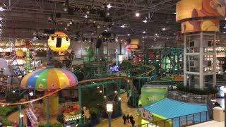 Theme park inside Mall of America