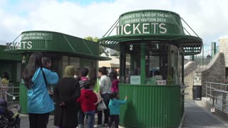 Tickets for observation deck at Niagara Falls
