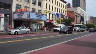 Apollo Theater in Harlem NYC 4k