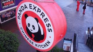 Panda Express Chinese Kitchen sign 4k
