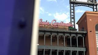 St Louis Cardinals Exterior Baseball Stadium 4k
