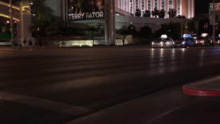 The Mirage Hotel and Casino in downtown Las Vegas 4k
