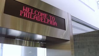Welcome to Philadelphia digital display board 4k
