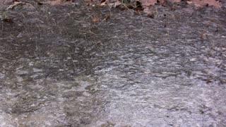Walking Across Ice in Boots