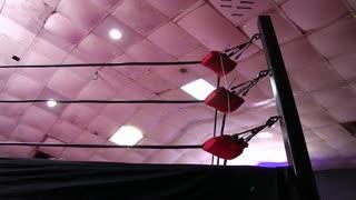 Wrestling ring corner