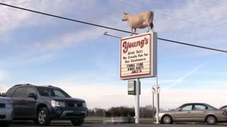 Young's Jersey Dairy in Yellow Springs Ohio