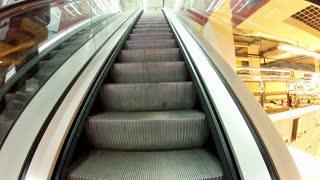 Rise on the escalator