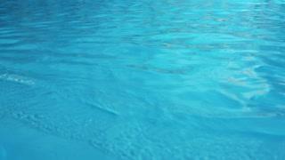 Wave Pool in aquapark
