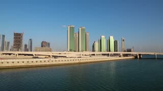 Abu Dhabi - capital and second most populous city in United Arab Emirates