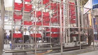 Automatic warehousing equipment