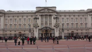 Buckingham Palace in London is the official residence and principal workplace of the British monarch. Located in the city of Westminster, the palace is a setting for state occasions and royal hospitality